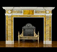 Antique Fireplaces by Period