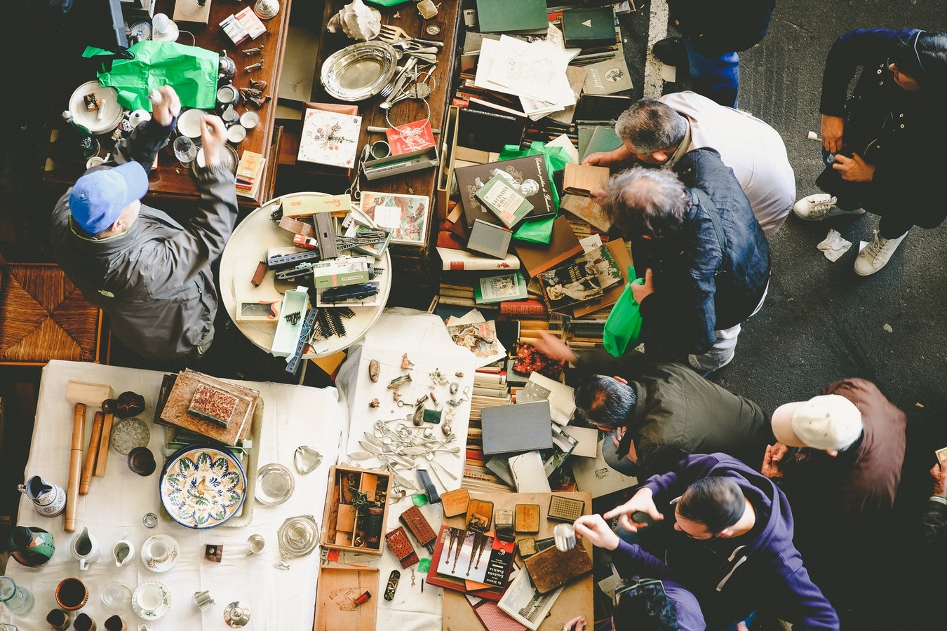 A Guide To Local Antique Fairs 2019