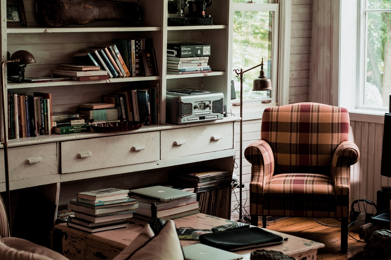 KonMari Method For Maximalists Who Love Antiques